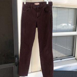 NWOT! MADEWELL Skinny Jeans!